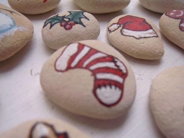 Christmas Stones 1