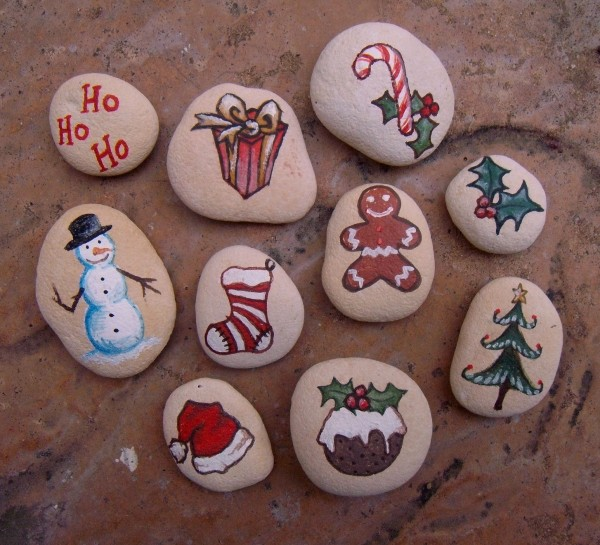 Christmas Stones 2