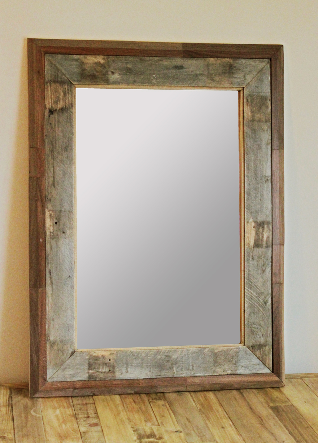 Pallet Project Mirror Frame