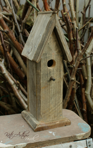 Bird House Pallet Wood