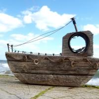Driftwood Boat 2 2010