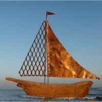 Driftwood Boat 3 2010