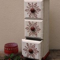 Snowflake Drawers 2011