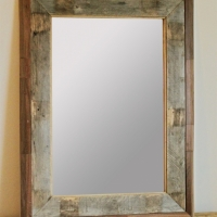 Pallet Project - Mirror Frame 2013