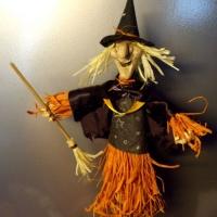 Halloween Plantpot Stick 2010