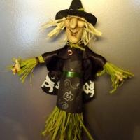 Halloween Plantpot Stick 2 2010