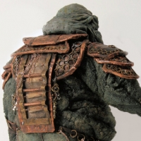 Vogon Stop-Motion Puppet 2010